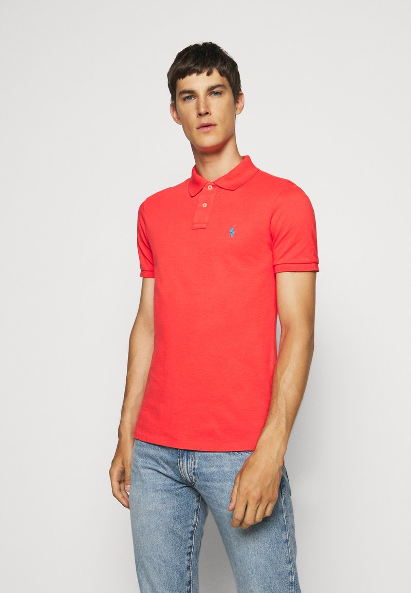 Polo Ralph Lauren - SLIM FIT MODEL - Polo - racing red