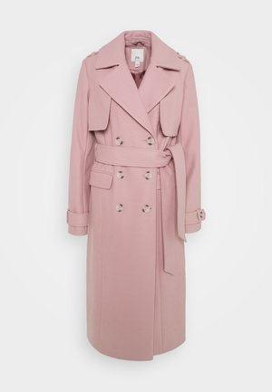 Trenchcoat - pink light