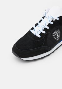 AUTOMOBILI LAMBORGHINI - Sneakers basse - nero - 5