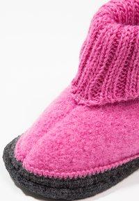 Bergstein - COZY - Domácí obuv - pink - 5