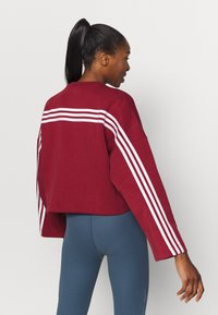 adidas Performance - CREW - Long sleeved top - legred - 2