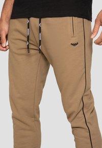 Threadbare - MORRIS - Pantalones deportivos - beige - 3