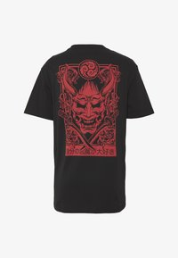 YOURTURN - Camiseta estampada - black - 0