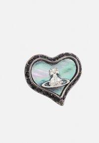 Vivienne Westwood - PETRA EARRINGS - Earrings - jet metallic - 3