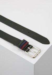 TOM TAILOR DENIM - Belt - darkgreen - 2