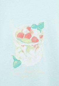 PULL&BEAR - Print T-shirt - evergreen - 5