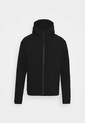 WESTVILLE - Soft shell jacket - black
