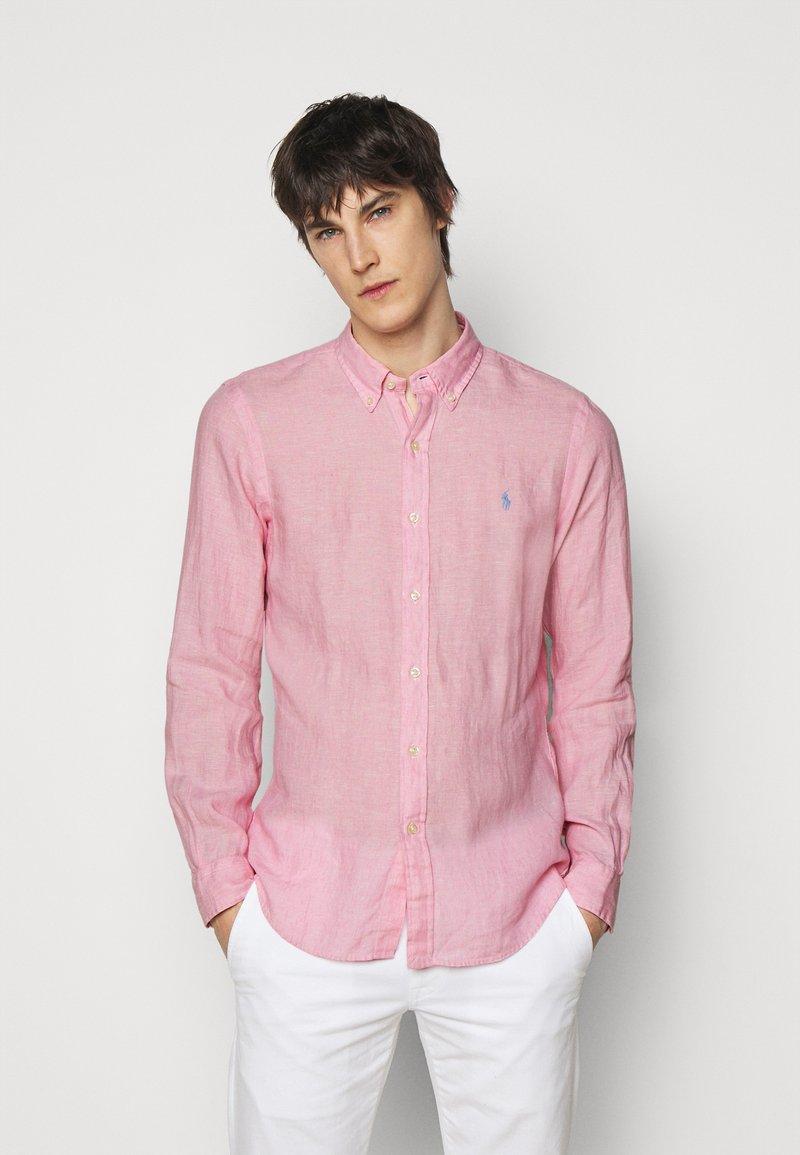 Polo Ralph Lauren - PIECE DYE  - Košile - light pink