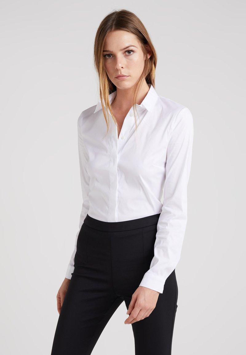 Patrizia Pepe - Button-down blouse - bianco