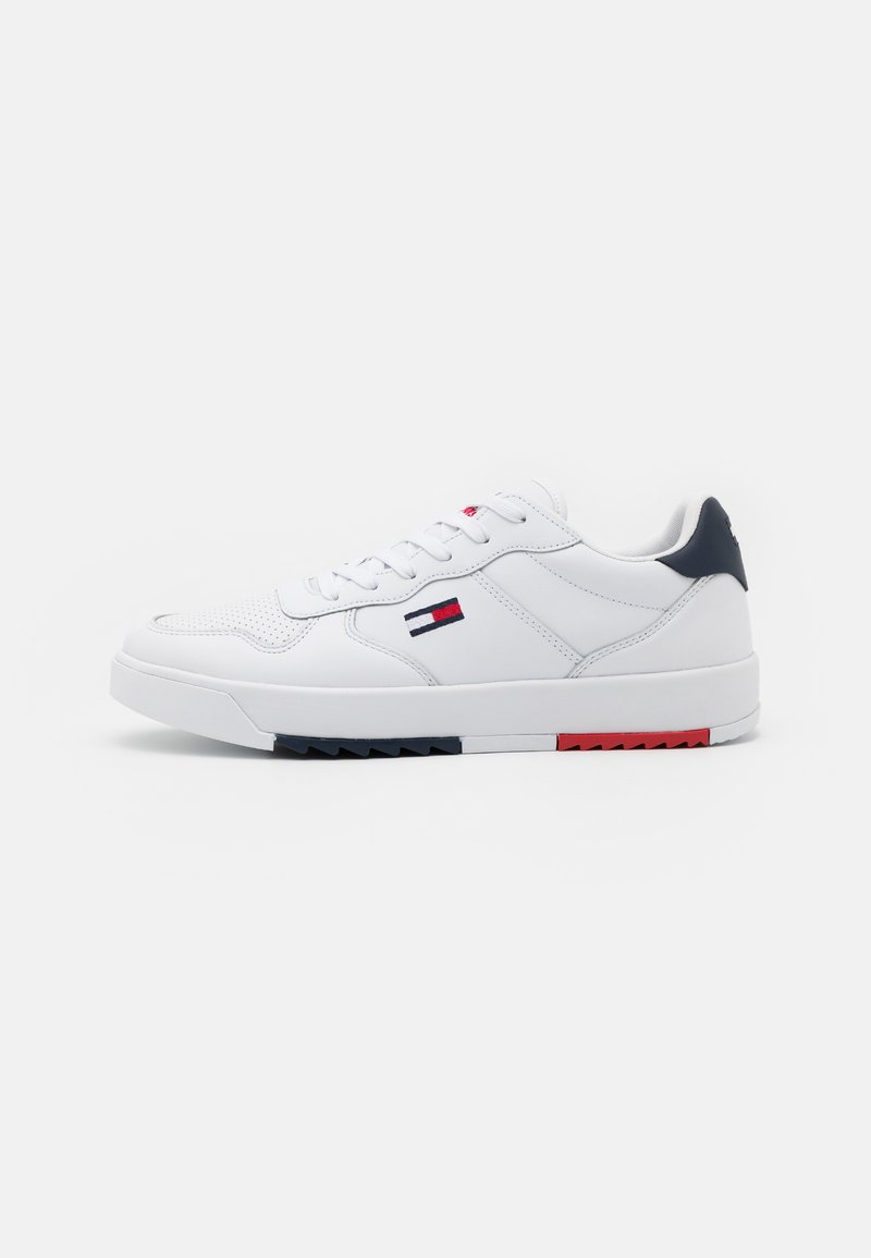 Tommy Jeans - BASKET - Sneakers - white