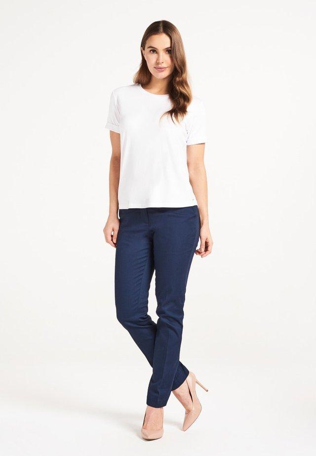 CARA  - T-shirt basic - white