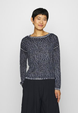 LANGARM - Jumper - blue