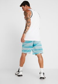 Under Armour - Sports shorts - halo gray/teal vibe - 2