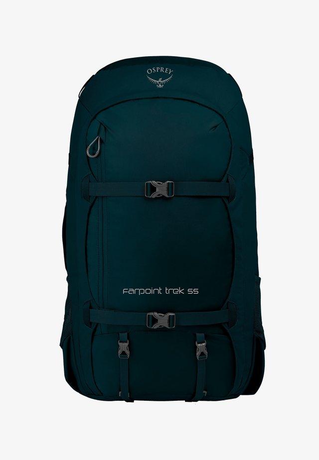 FARPOINT TREK - Backpack - petrol blue