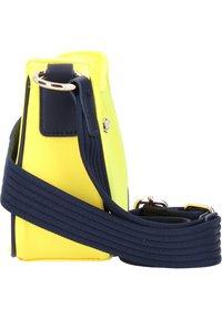 Tommy Hilfiger - Across body bag - vivid yellow - 4