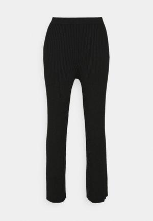 ELISABET TROUSER - Trousers - black