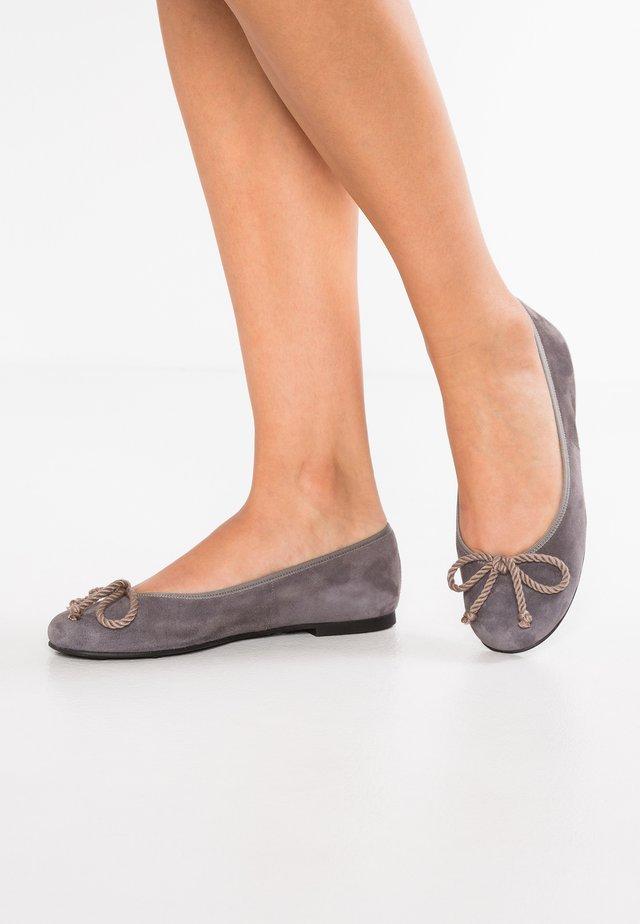 ANGELIS - Ballet pumps - canan/tela
