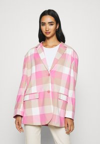 Monki - GRACE - Blazer - pink - 0