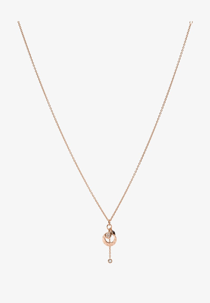 Fossil - CLASSICS - Collar - rose gold