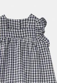 Cotton On - ANNIE FLUTTER SLEEVE  - Day dress - navy blazer - 2