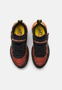 Skechers - THERMOFLUX 2.0 - Trainers - orange/yellow/black - 3