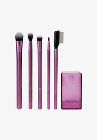 Real Techniques - ENHANCED EYE SET - Eyeshadow brush - - - 0