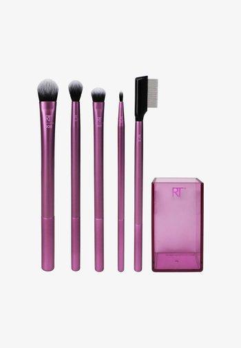 ENHANCED EYE SET - Eyeshadow brush - -