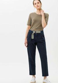 BRAX - Trousers - clean shadow blue - 1