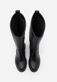 LIU JO - DEBBIE - Vysoká obuv - black - 3