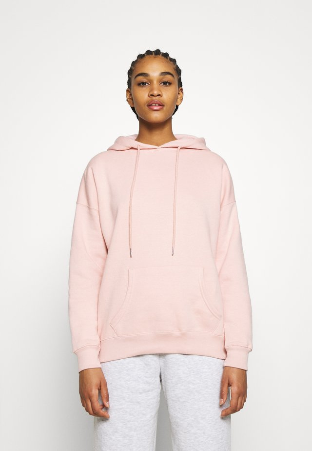 HOODY - Jersey con capucha - pale pink