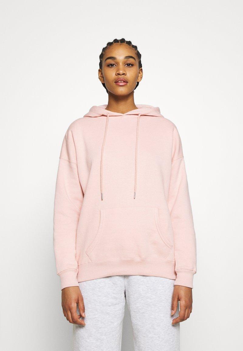 New Look - HOODY - Hoodie - pale pink