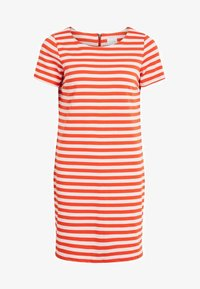 Vila - VITINNY  - Jersey dress - red - 4