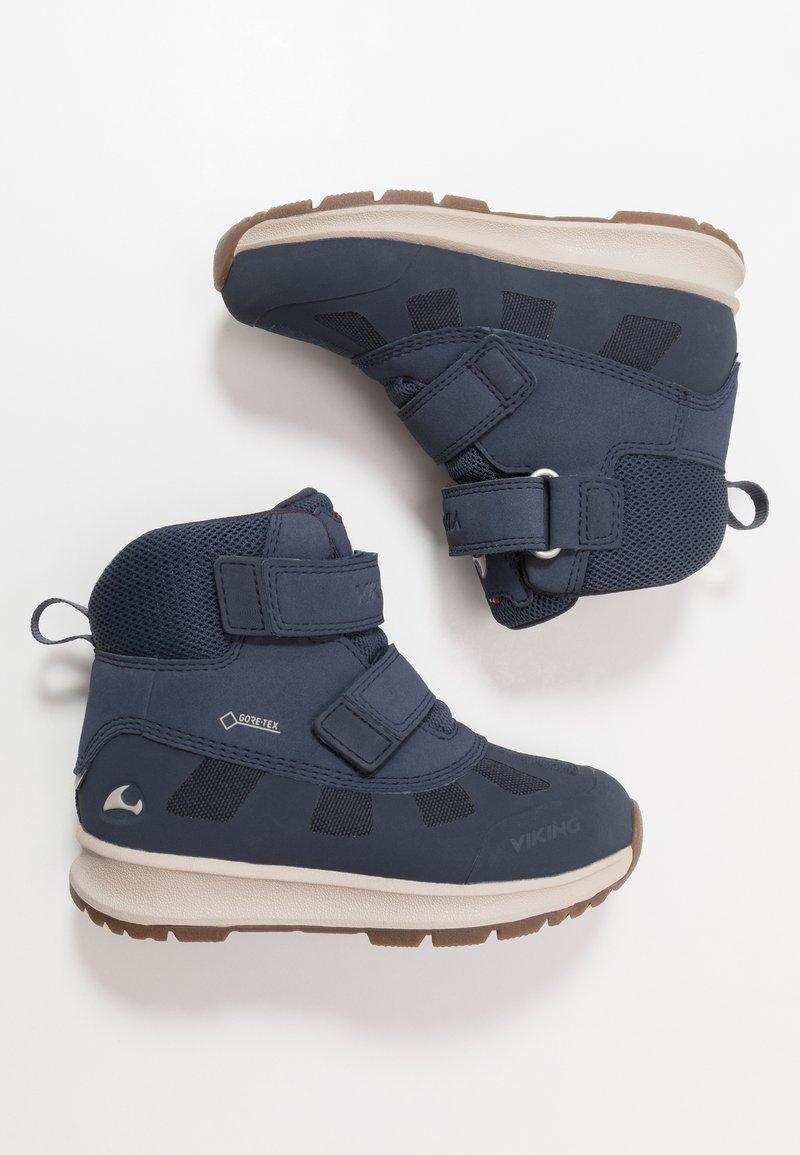 Viking - DENNIS GTX - Zimní obuv - navy