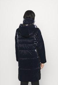 Guess - REGINA LONG JACKET - Winter coat - blue navy - 2