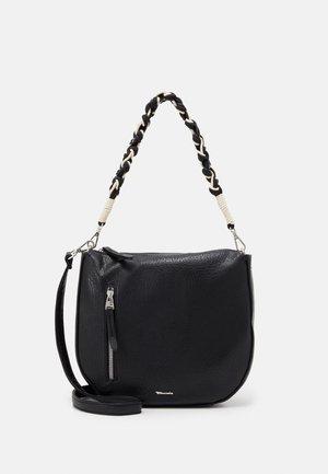 DUNJA - Handbag - black