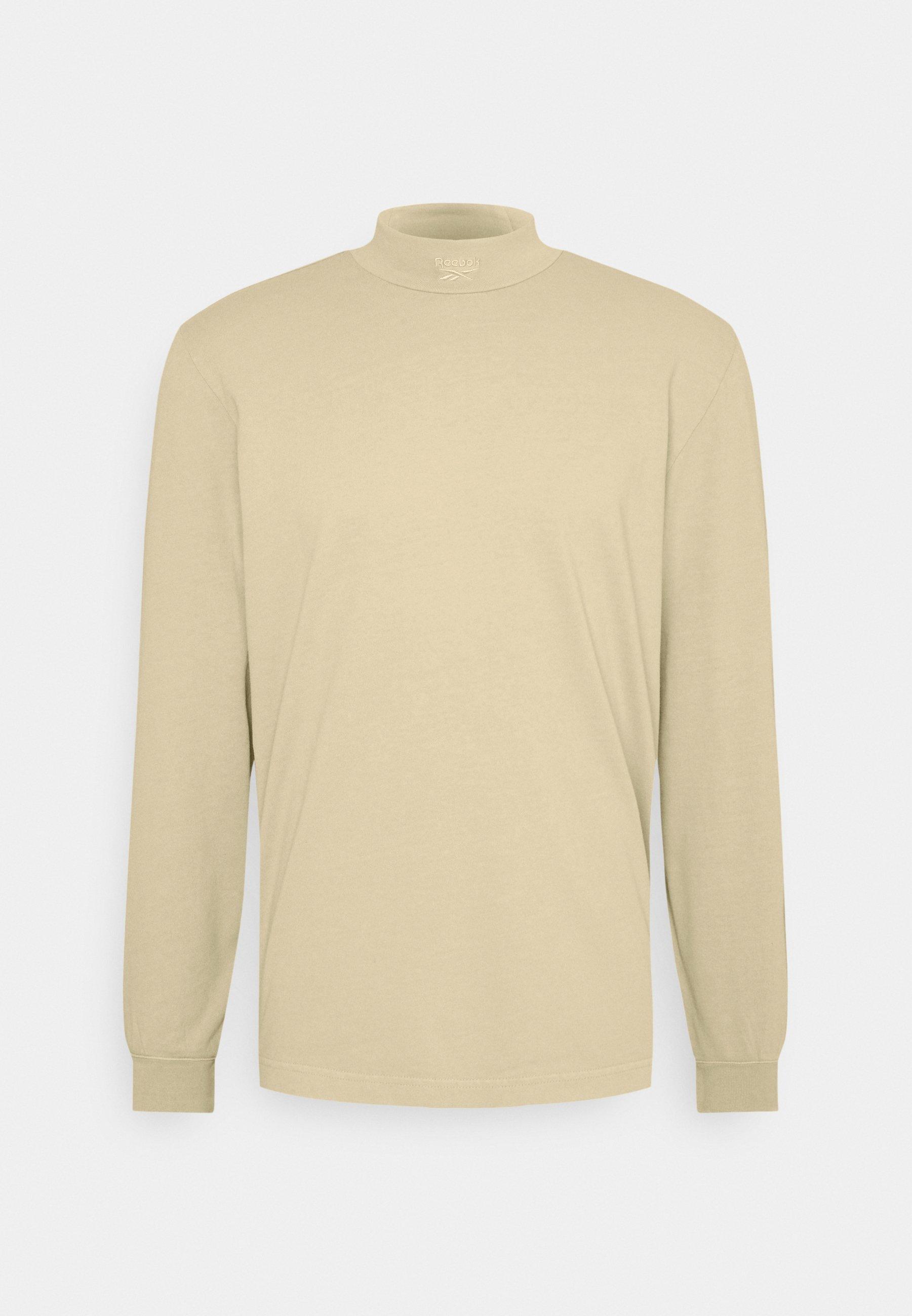 Men MOCK TEE - Long sleeved top