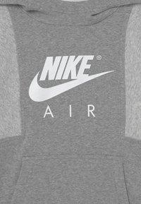Nike Sportswear - AIR - Mikina - dark grey heather/grey heather/white - 2