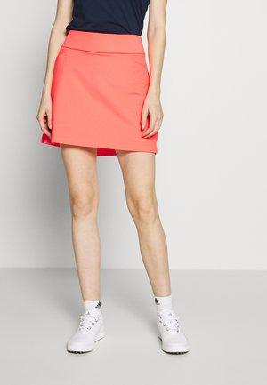 ULTIMATE ADISTAR SKORT - Sportovní sukně - flash red