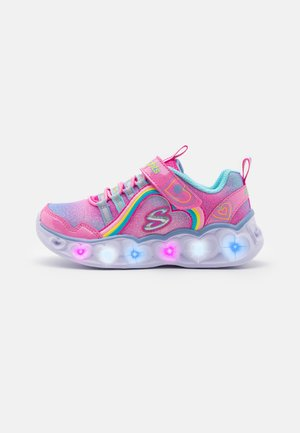 HEART LIGHTS - Trainers - pink/multicolor