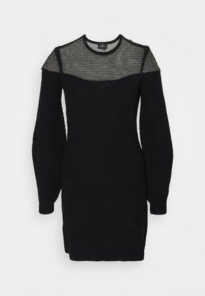 WOMAN'S DRESS - Jumper dress - nero