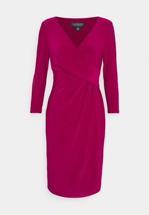 MID WEIGHT DRESS - Robe fourreau - modern dahlia