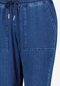 Next - Trousers - blue denim - 5