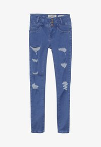 New Look 915 Generation - PHILLIP EXTREME RIP - Jeans Skinny Fit - blue - 3