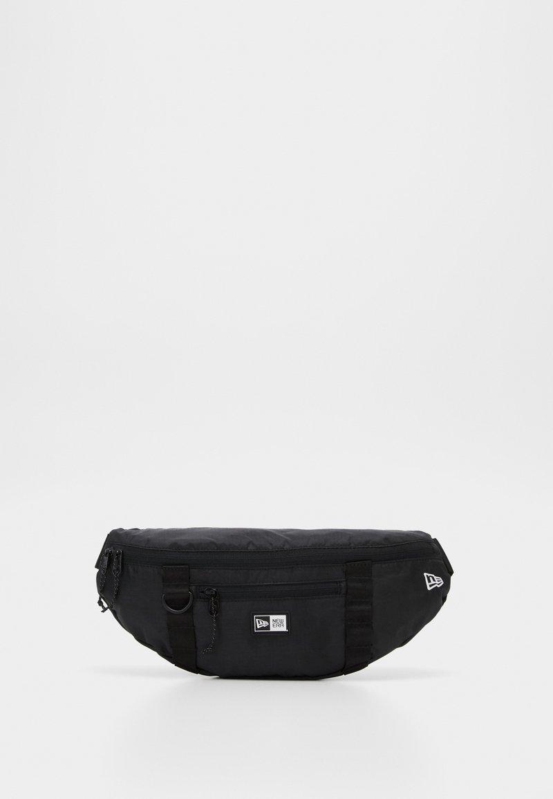 New Era - WAIST BAG LIGHT - Bum bag - black