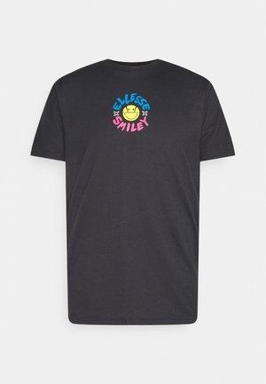 CHEERO TEE - Print T-shirt - dark grey