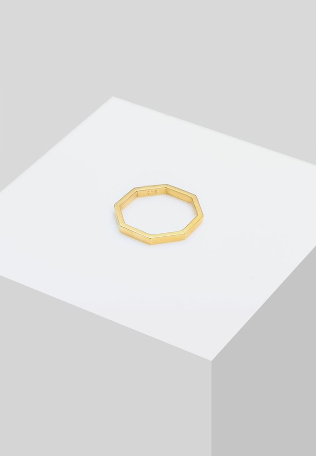 PINKY  - Ring - gold-coloured