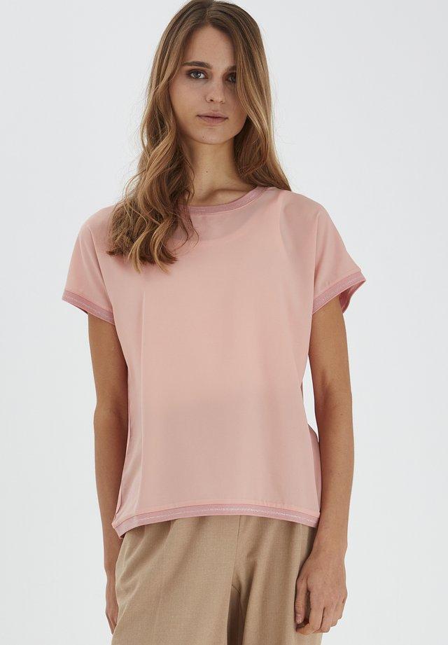 BYPANYA - Printtipaita - rose tan