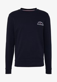 Tommy Hilfiger - BASIC EMBROIDERED - Sweatshirt - blue - 4