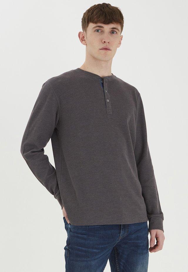 TEE - Långärmad tröja - pewter mix