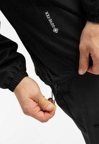 Haglöfs - BETULA GTX JACKET - Hardshell jacket - true black - 4